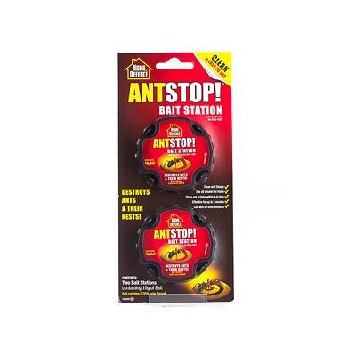 Ant Stop Ant Bait Station X2 Lakeland