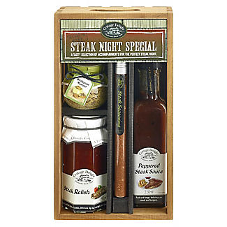 Cottage Delight Steak Night Special Food Gift Box