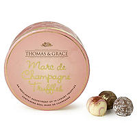 Thomas and Grace Champagne Truffles