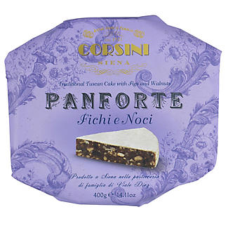 Fig and Walnut Panforte