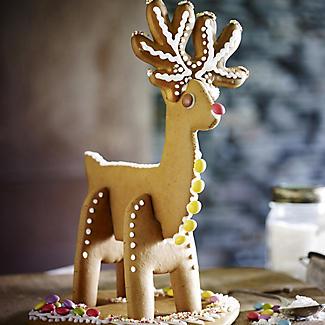Gingerbread Reindeer Kit Lakeland