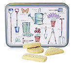 Grandma Wild's Gardener's Biscuit Tin