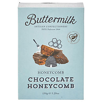 Buttermilk Chocolate Honeycomb