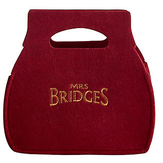Mrs Bridges Breakfast Collection Felt Bag alt image 2