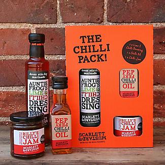 Scarlett & Mustard Chilli Gift Pack alt image 2