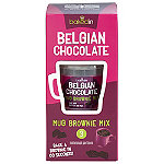 Baked In Mug Belgian Chocolate Brownie Mix