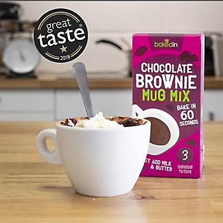 Baked In Mug Belgian Chocolate Brownie Mix alt image 2
