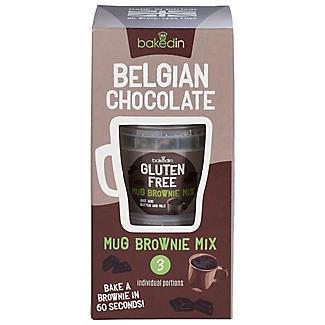 Baked In® Mug Gluten-Free Brownie Mix