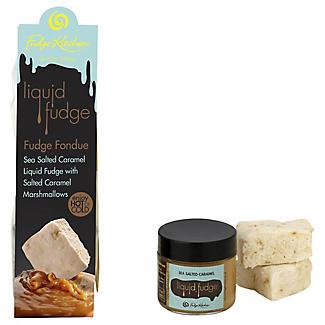 Fudge Kitchen Mini Liquid Fudge Fondue Set