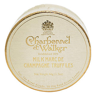 Charbonnel et Walker Milk Marc de Champagne Truffles Mini Box alt image 1