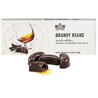 Dark Chocolate Brandy Beans 150g