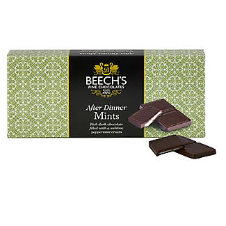 Beech's Chocolates After Dinner Mints 130g alt image 1