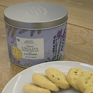 Short and Sweet Shortbread With Lavender alt image 5