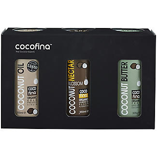 Cocofina Coconut Oil, Nectar, Butter Gift Pack alt image 2