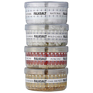 FalkSalt Sea Salt Flakes Quartet