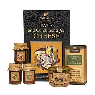 Edinburgh Preserves Pâté & Condiments For Cheese Gift Set