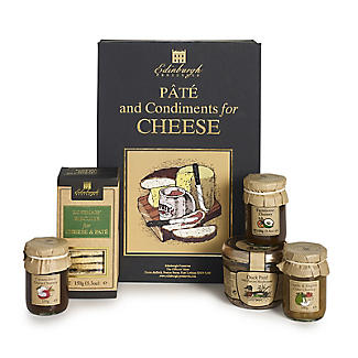 Edinburgh Preserves Pâté & Condiments For Cheese Gift Box alt image 2