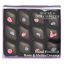 House of Dorchester Rose & Violet Creams