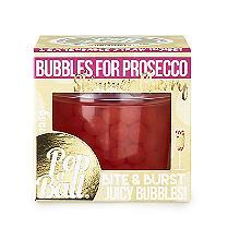 Cherry Shimmer PopaBall for Prosecco
