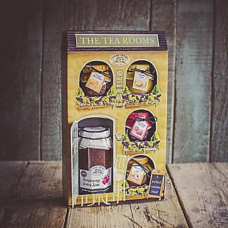 Cottage Delight The Tea Rooms Preserves Hamper alt image 2