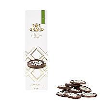 Grand Belgium Dark Chocolate and Mint Bites 60g
