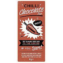 Chilli Chocolate Roulette Bar 80g
