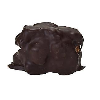 Dark Chocolate Rocky Road Lump of Coal 80g alt image 3