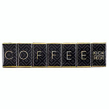 Lakeland Coffee Kick Mini Chocolate Bars 7 x 10g