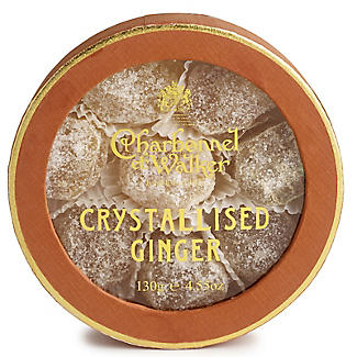 Charbonnel et Walker Crystallised Ginger 135g