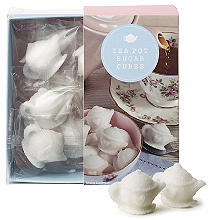 Teapot Shaped Sugar Cubes 87g