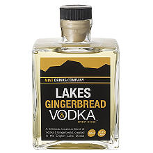 Lakes Gingerbread Vodka Liqueur 200ml