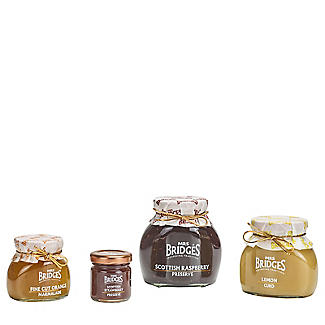 Mrs Bridges Classic Preserves Collection Tiered Gift Box alt image 2