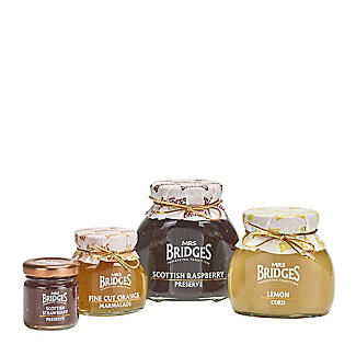 Mrs Bridges Classic Preserves Collection Tiered Gift Set alt image 3