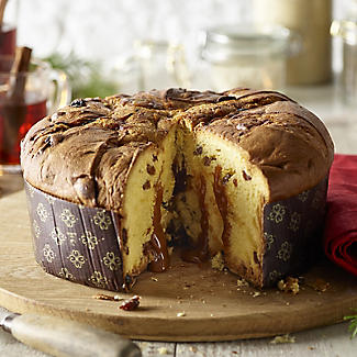 Salted Caramel Panettone 750g alt image 2