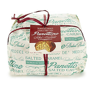 Salted Caramel Panettone 750g alt image 3
