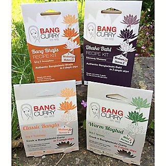 Bang Curry Bangladeshi Curry Kit Collection alt image 2