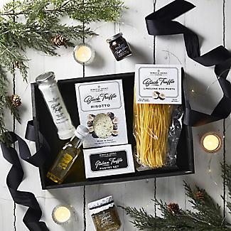 Borgo de' Medici Italian Black Truffle Dinner Gift Box alt image 2