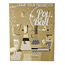Popaball 12 Days of Pimp Your Prosecco Gift