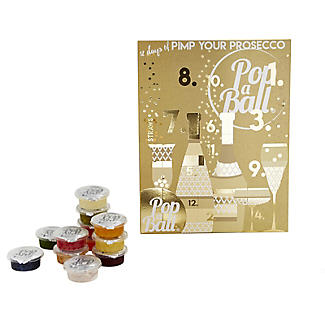 Popaball 12 Days of Prosecco Advent Calendar Gift alt image 4