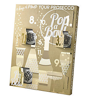 Popaball 12 Days of Prosecco Advent Calendar Gift alt image 6
