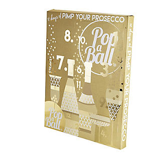 Popaball 12 Days of Prosecco Advent Calendar Gift alt image 8