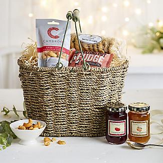 Lakeland Tasty Treats Christmas Hamper Trug alt image 2