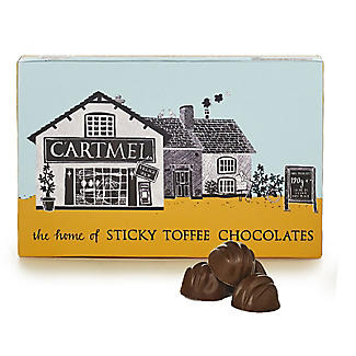Cartmel Sticky Toffee Caramel Chocolates 120g