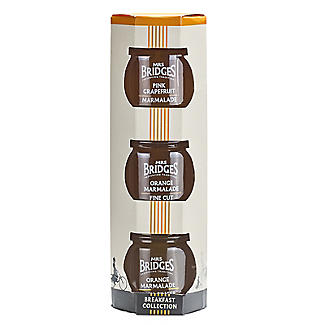 Mrs Bridges Mini Breakfast Marmalade Collection 3 x 42g