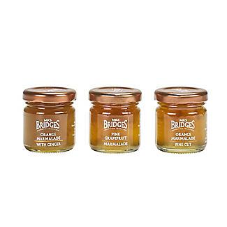 Mrs Bridges Mini Breakfast Marmalade Collection 3 x 42g alt image 2