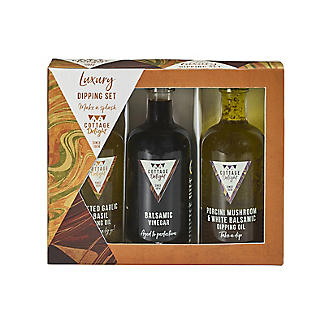Cottage Delight Luxury Dipping Set 3 x 100ml