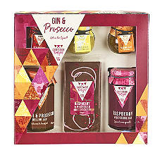 Cottage Delight Gin and Prosecco Preserves Selection Gift Set