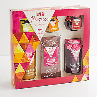 Cottage Delight Gin and Prosecco Preserves Selection Gift Set alt image 4