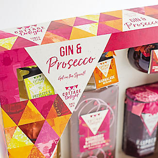 Cottage Delight Gin and Prosecco Preserves Selection Gift Set alt image 5