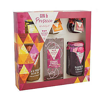 Cottage Delight Gin and Prosecco Preserves Selection Gift Set alt image 6